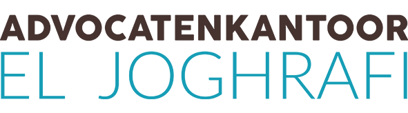 Logo Advocatenkantoor El Joghrafi